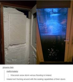 That door seal though