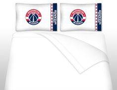 Washington Wizards Sheet Set