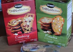Delicious #THINaddictives can be yours to #win in this @Sheri McDonald #giveaway for 5 boxes of THINaddictives! Open to Canada and US. Ends 5/17