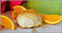 Sweet Coconut Buns from @Sandra