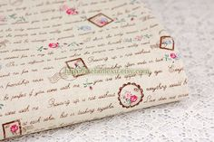 Unique Linen Collection  Vintage French Style Shabby by stefaniexu, $8.50