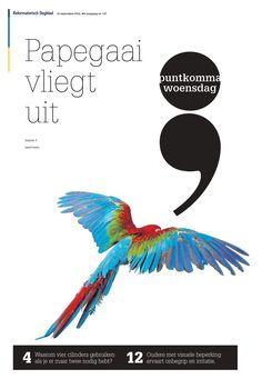 Voorpagina Puntkomma 12 september 2012