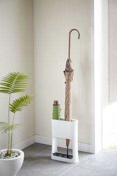 Amazon.com: YAMAZAKI home Oval Umbrella Stand, White: Home & Kitchen