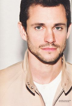 Hugh Dancy could make a great Gideon too!! #crossfire