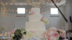 Multi-tiered, traditional wedding cakes are making a comeback for weddings in 2017.