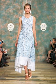 Ms. Burch's spring 2016 collection.