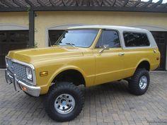 1972 Chevy K5 Blazer