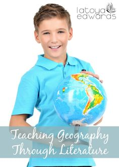 Are you struggling to make geography relevant to your children? One way that I have found to keep homeschool geography revelant, fun and still simply is with literature. Come see what books we're using this year!