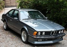 1985 BMW M635CSi. Had one of these for a year. Great looks, but essentially more of a 70s feel with a great engine. As it was 25 years old, never trusted it enough to go really fast.