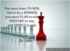 born, win, plan, prepare, expect