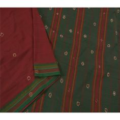 Skirts Sanskriti Vintage Pure Cotton Fabric Women Wrap Palazzo Paint Floral Print Green Up-To-Date Styling Clothing, Shoes & Accessories