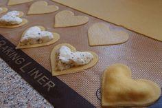 Valentine's Day Food Idea ~ How To Make Heart Shaped Ravioli