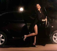 Women Who Wear BLACK <3 , Lead colorful lives :*