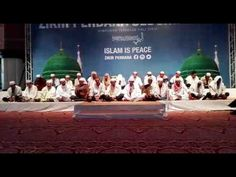 Zikir Perdana Sedunia Nazam Ikhwan Naqsyahbandi Al-Kholidi Jabal Turki Mekah - YouTube
