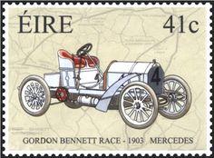 Gordon Bennett Race - 1903. Mercedes