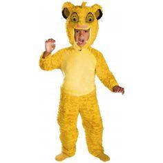 The Lion King - Simba Toddler / Child Costume   Costumes.com.au