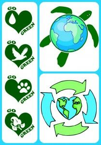 Celebrate Earth Day on April 22 — Recycle, Reduce and Reuse  - Blog, April 12, 2014