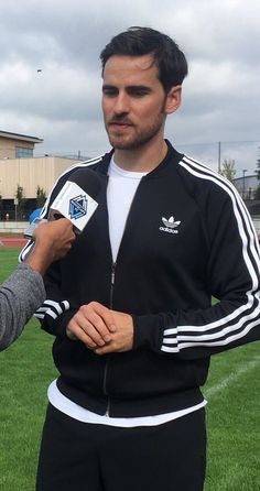 Colin O'Donoghue Vancouver Whitecaps charity game.