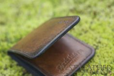 Blackthorn Leather Wallet