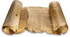 The Isaiah Scroll  almost 25 feet long  (Dead Sea Scrolls)