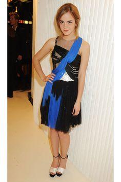 Emma Watson's Style Timeline: 13 of Her Major Fashion Moments (in Rodarte)