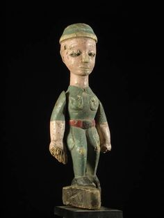 Colon militaire ancien - Ewe - Togo - Art africain