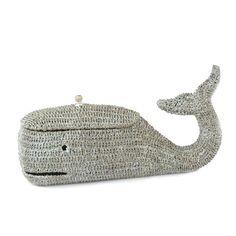 Found it at Joss & Main - Mason Woven Whale Decor