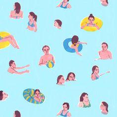 Leah Goren ♒ swimmers