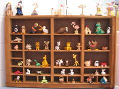 This is exactly the kind of display I need for my quilling junk.