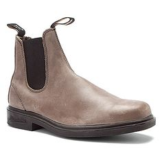 Blundstone Square-Toe Pull-On Boot found at #OnlineShoes
