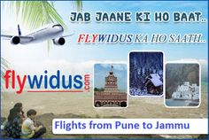 flights-from-pune-to-Jammu