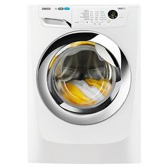 Buy Zanussi ZWF01483WH Freestanding Washing Machine, 10kg Load, A+++ Energy Rating, 1400rpm Spin, White Online at johnlewis.com