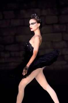 Halloween this year?  Longer tutu and long black gloves perhaps?