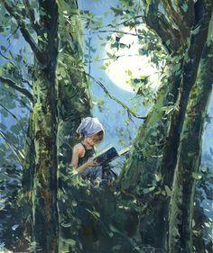 Artist: Claire Fletcher.