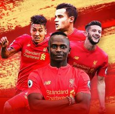 Can anyone think of a better attacking quartet in club football? Liverpool Football Club, Liverpool Fc, Michael Owen, Red Day, You'll Never Walk Alone, English Premier League, Sports Betting, One Team, You Fitness