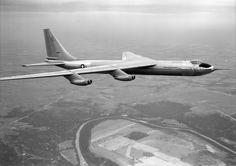 Consolidated-Vultee YB-60 (Jet Pilot Overseas)