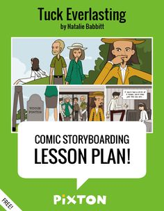 Your students will love writing about FANTASY with Pixton comics and storyboards! This FREE lesson plan features a Teacher Guide, themed characters and props. PLUS 3 awesome activities with interactive rubrics, student examples and printable handouts.