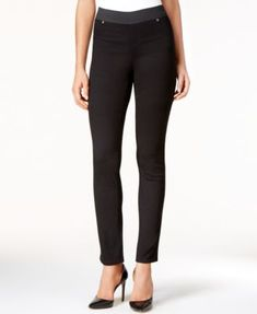 INC International Concepts Curvy Jeggings, Only at Macy's   si9ze 12