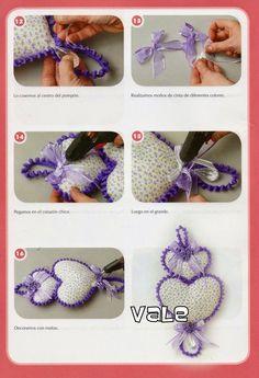 como hacer ositos de tela - Revistas de manualidades gratis Crochet Necklace, Album, Band, Canvas, Fabric Dolls, Free Downloads, How To Make, Pictures, Beauty