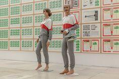 Hanne Darboven, Kulturgeschichte 1880–1983, 1980–83, mixed media, installation view. MAXIMILIAN GEUTER/©2015 HANNE DARBOVEN STIFTUNG, HAMBURG/VG BILD-KUNST, BONN
