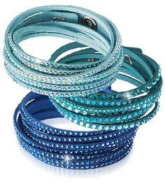 #new slake trend by http://kristallshop.at/swarovski-women-collection/swarovski-slake-armband