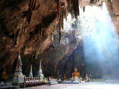 Tham Khao Luang Cave - Chiang Rai