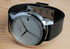 Zeitwinkel 032° galvanic silver Omega Watch, Watches, Silver, Accessories, Money, Clocks, Clock, Ornament