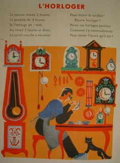 Small Trades to Wise Children Who Will Become Adults. Written and illustrated by Maurice Tranchant . P., Librairie Gründ, 1945