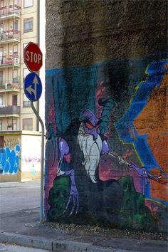 Nice murales