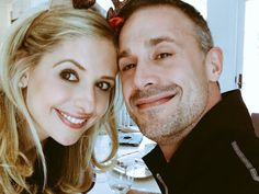 Sarah Michelle Gellar and Freddie Prinze Jr.'s Cutest Instagrams in Honor of…