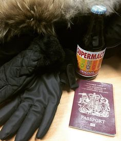 Preparing to pack for my travels. I don't know about you but I always pack a #Supermalt for the journey to the airport @supermalt_ :) #missmunchinscupcakes #airporttag by miss_munchins_cc