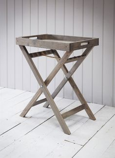 Buy the Oak Butlers Coffee Table from Garden Trading today! A part of our Living Room Storage Furniture range. Hallway Storage, Living Room Storage, Kitchen Furniture, Garden Furniture, Folding Furniture, Furniture Cleaning, Furniture Ideas, Outdoor Furniture, Butlers Tray Table