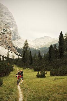 Mountain biking MTB bike (fb)