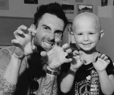 My favorite pic of him ever!  Adorable with this cutie!